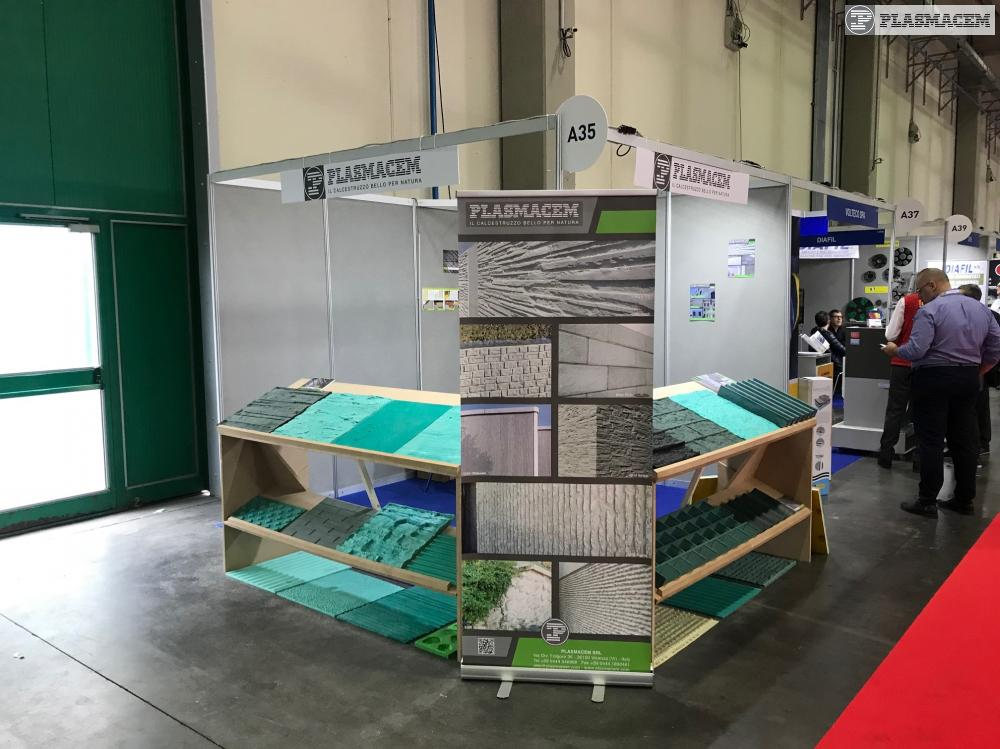 THANKS FOR YOUR VISIT TO OUR BOOTH IN EXPOSITION GIC 2018 - PIACENZA - ITALY