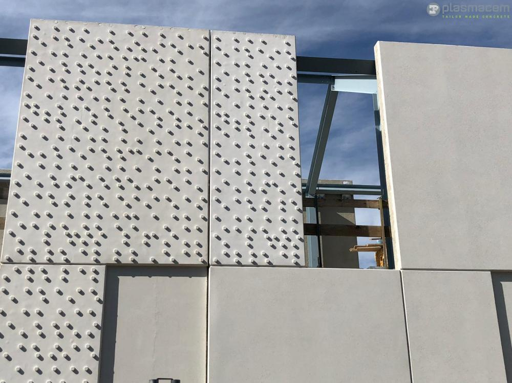 PLASMACEM - TAILOR MADE CONCRETE - New die to drawing