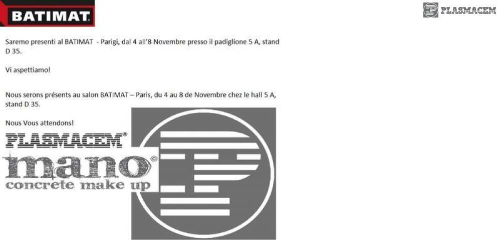 BATIMAT - PARIS - EDITION 2013
