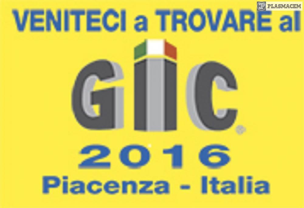 GIC 2016 FAIR - 10\12\NOVEMBRE