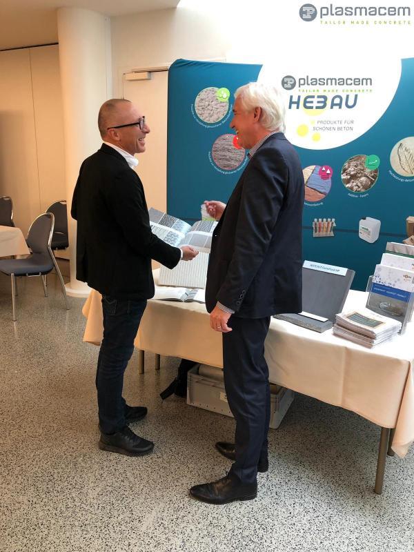 GERMAN PRECAST ASSOCIATION MEETING - 09 OCTOBER 2019 - PLASMACEM/HEBAU