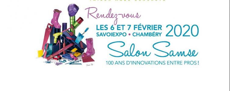 PLASMACEM IS WAITING FOR YOU AT THE SAVOIEXPO EXPOSITION IN CHAMBERY - FRANCE