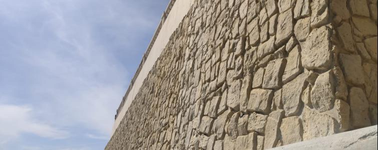 PLASMACEM - TAILOR MADE CONCRETE - NUOVA MATRICE ESX/2421-Incertum abbellisce la Costa Azzurra