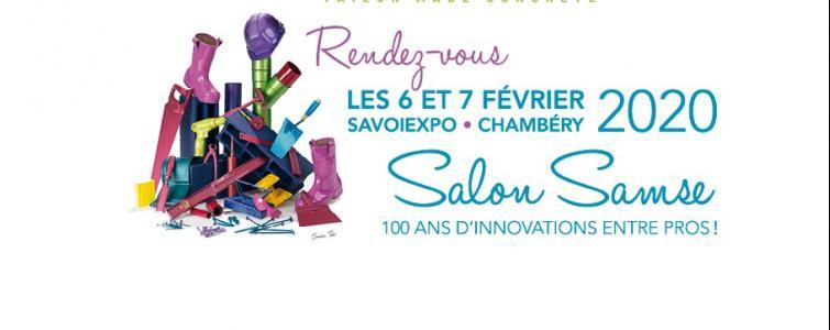 PLASMACEM ждет вас на ярмарке SAVOIEXPO в палате - Франция