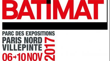 PLASMACEM WILL BE PRESENT AT THE BATIMAT FAIR OF PARIS FROM 06 TO 10 NOVEMBER 2017