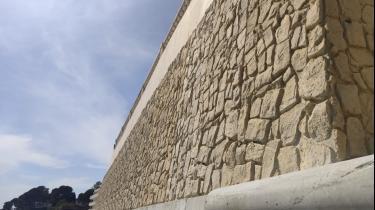 PLASMACEM - TAILOR MADE CONCRETE -  ESX / 2421-Incertum украшает Французскую Ривьеру