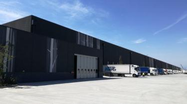 loading area